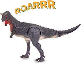 Terra by Battat – Electronic Dinosaur with Light & Sound – Carnotaurus Toy for Kids Age 3+
