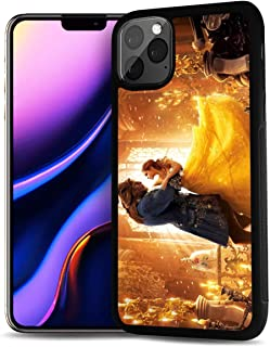 for iPhone 11 Pro, Durable Protective Soft Back Case Phone Cover, HOT12210 Beauty Beast
