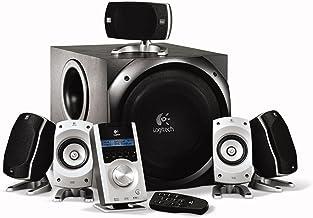 Best Logitech Z-5500 THX-Certified 5.1 Digital Surround Sound Speaker System Review
