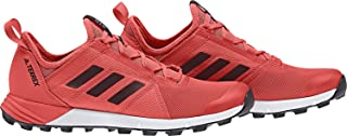 adidas Women's Sport Performance Terrex Agravic Speed Sneakers (8 M,  Pink)