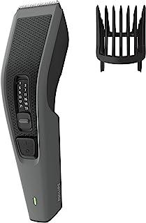 PHILIPS Series 3000 Hair Clipper, Black, HC3520/13. 2 years warranty
