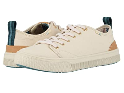 TOMS TRVL LITE Low (Birch Canvas) Women