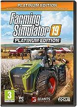 Farming Simulator 19 Platinum Edition PC DVD [Importación inglesa]