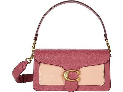 COACH Color-Block Tabby Shoulder Bag 26