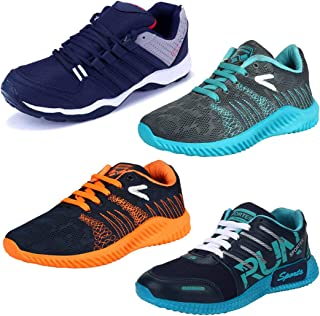 Earton Stylish & Designer Sports Running Shoes for Men Size: 6 (Colour: Multicolor) _ 181