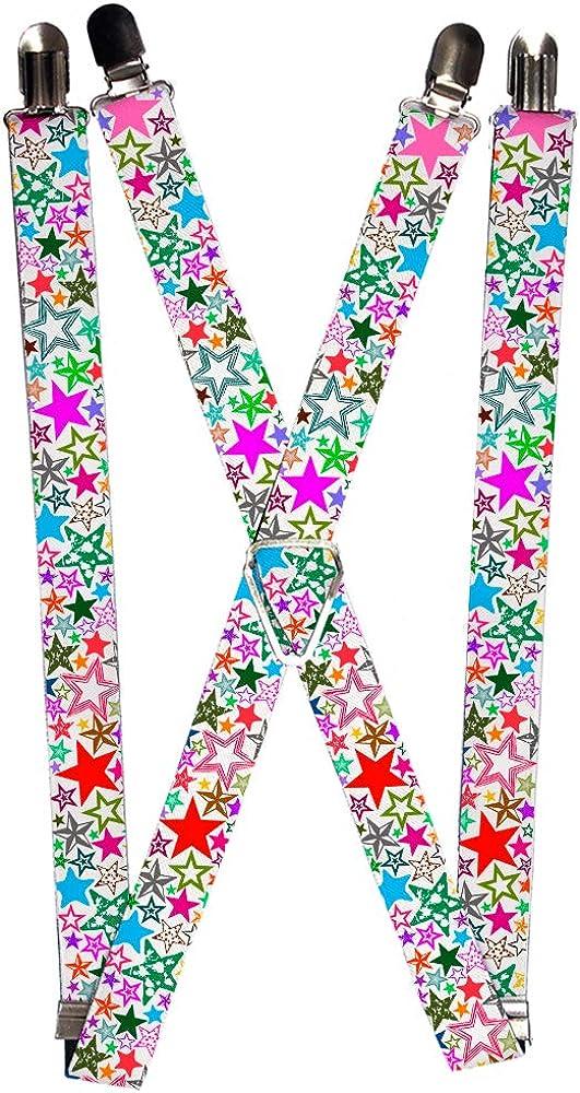 Buckle-Down Suspender - Stars
