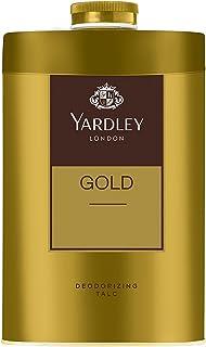 Yardley London - Gold  Deodorizing Talc for Men, 250g