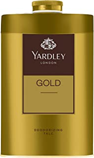 Yardley London - Gold  Deodorizing Talc for Men, 250g