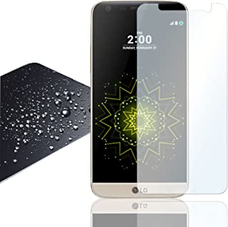 Eximmobile pansarfilm för LG X Cam äkta glasfolie (klar) för bästa skärmskydd självhäftande displayskyddsfolie 9h glasfoli...