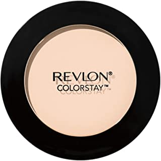 Revlon ColorStay Pressed Powder, Longwearing Oil Free, Fragrance Free, Noncomedogenic Face Makeup, Fair (810)
