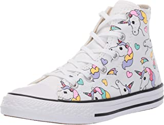 6397837bce4fe3 Converse Kids  Chuck Taylor All Star Unicorn Print High Top Sneaker