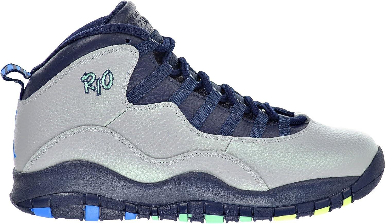 Air Jordan 10 Retro 'Rio' - 310805-019 - Size 9.5 - B01HSPWVY2  | Billig