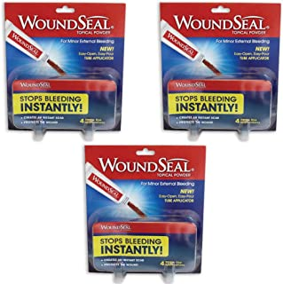 WoundSeal Powder, 4 ea (Pack of 3)