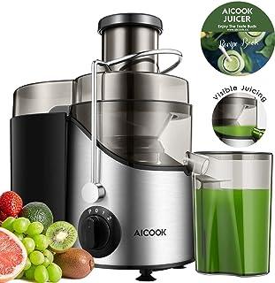 Licuadoras Para Verduras y Frutas, Aicook 3 Velocidades
