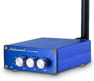 Nobsound NS-15G PRO CSR8675 Bluetooth 5.0 APTX-HD Power Amplifier ; Audio Amp ; Wireless Receiver for Home Speakers ; 200W...