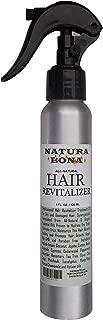 Hair Oil Treatment Spray for Dry & Damaged Hair. Hydrate Dry Scalp, Control Frizz, Moisturize Thin Hair, Promote Hair Growth. All-Natural & Organic Hair Revitalizer for Men/Women, 4oz Spray