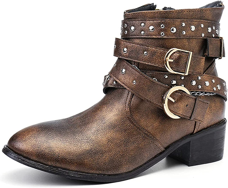 femflame Women's Max 47% OFF Platform Boots National uniform free shipping Goth Block Punk Comba Heel