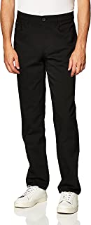 Calvin Klein mens Move 365 Stretch Slim Fit Wrinkle Resistant Tech Woven Pant Casual Pants
