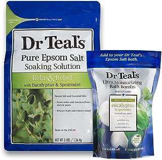 Best epsom salt bath dr teals Reviews