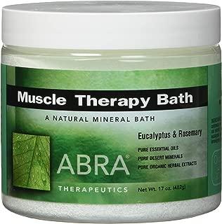 Muscle Therapy Bath Abra Therapeutics 1 lbs Powder