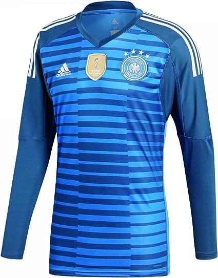 2018-2019 Germany Home Adidas Goalkeeper Shirt, Shorts - Amazon Canada