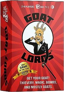 Lords Goat - بازی برای خانواده ، بزرگسالان و کودکان. سرگرم کننده های خنده دار ، اعتیاد آور و رقابتی برای شب های بازی!