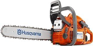 Husqvarna 450 18-Inch 50.2cc X-Torq 2-Cycle Gas Powered Chain Saw With Smart Start