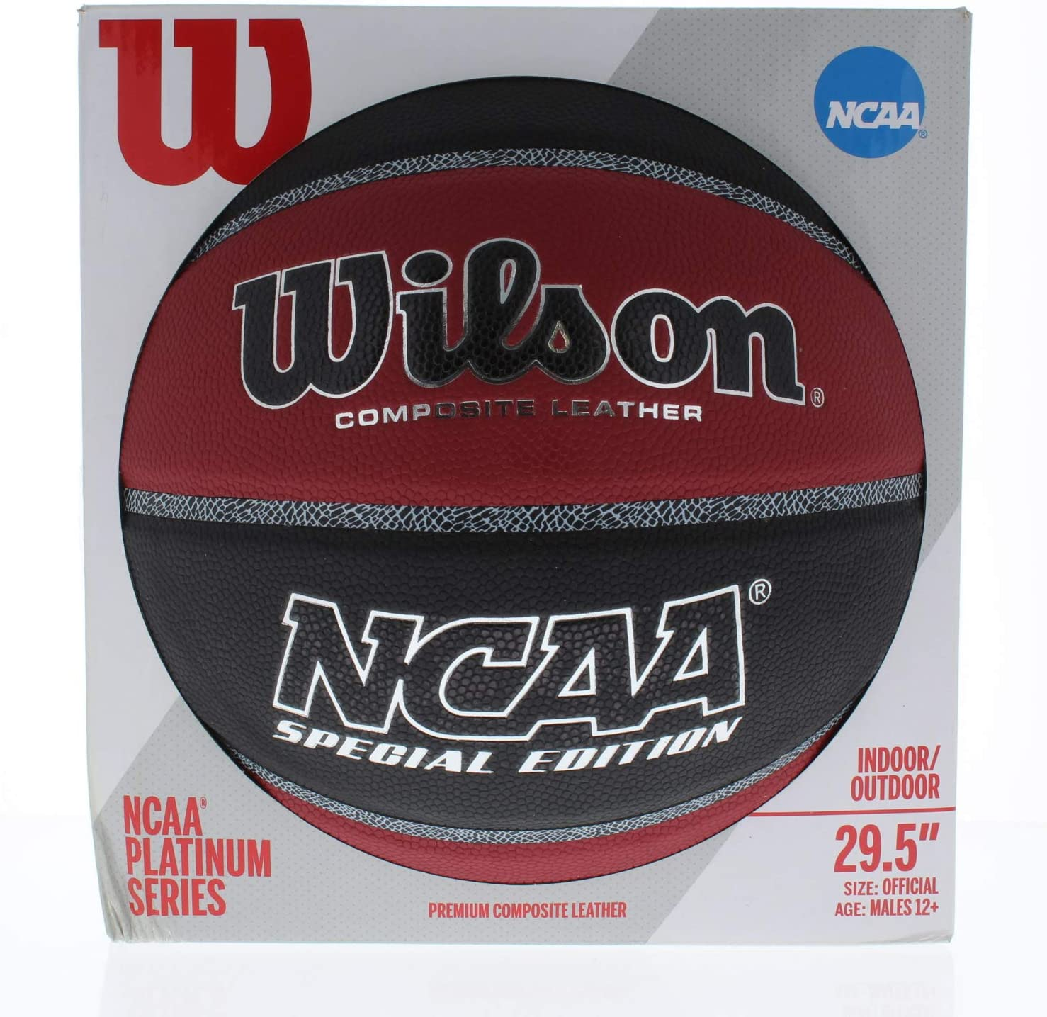 Wilson NCAA Special Edition Outdoor Popular standard Super sale period limited Composit Indoor Basketball