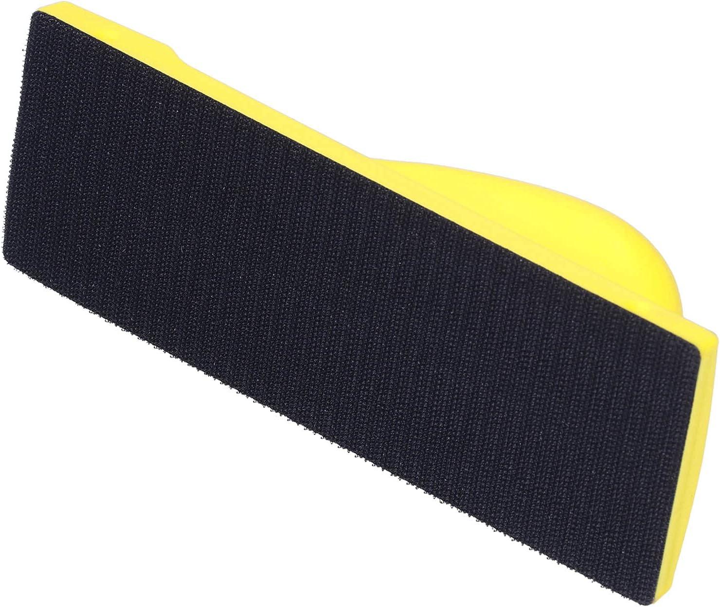 Long-awaited Hand Sanding Block Manufacturer direct delivery Premium Lightweight Foam Pads PU