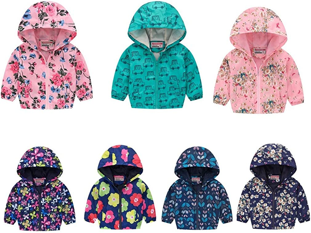 Kehen- Kid Spring Fall Jackets Toddler Boy Spring new work Baby Free Shipping New Windproof Girl H