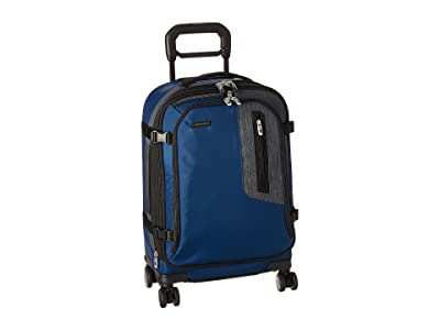 Briggs & Riley BRX Explore Domestic Carry-On Spinner (Blue) Luggage