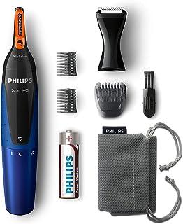 Philips NT5175/16 Tondeuse Nez-Oreilles Series 5000 et accessoires de précision