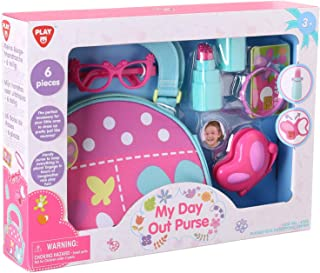 PlayGo My Day Out Purse Beauty Set Toy - 6 Pieces