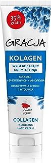 GRACJA Smoothing hand cream - collagen