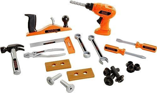 comprar ahora negro and Decker Jr Fun Tool Set by by by negro+DECKER  más orden