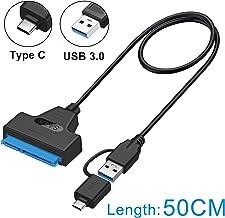 EasyULT USB 3.0 a SATA Cable del Adaptador para 2.5