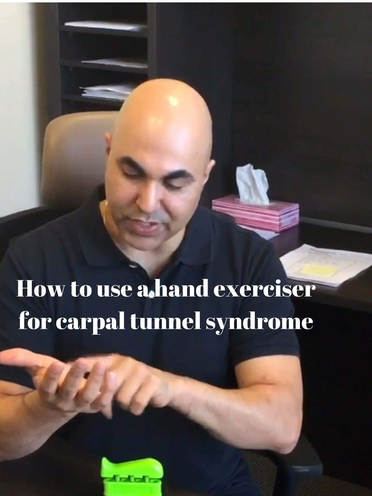 Hand Exerciser Carpal Tunnel Syndrome