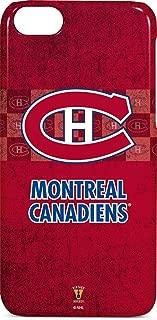 NHL Montreal Canadiens iPhone 5c Lite Case - Montreal Canadiens Vintage Lite Case For Your iPhone 5c