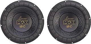 Lanzar MAX12 12 Inch 1000 Watt 4 Ohm Car Audio Power Subwoofer, 2 Pack   MAX12 photo