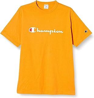[チャンピオン] Tシャツ 半袖 綿100% 定番 スクリプトロゴプリント ショートスリーブTシャツ C3-P302 メンズ