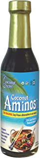 Coconut Secret Coconut Aminos (4 Pack) - 8 fl oz - Low Sodium Soy Sauce Alternative, Low-Glycemic - Organic, Vegan, Non-GM...