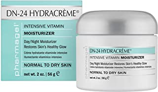 Pharmagel DN-24 Hydracrème Professional Moisturizing Face Cream | Intensive Day and Night Moisturizer | Hydrates and Nourishes Dry Skin - 2 oz