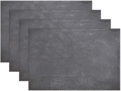 Creative Tops Placemats Pack 2x Naturals Slate