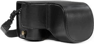 MegaGear MG1484 Sony Alpha A6500 (16-70, 18-135 mm) Deri Kamera Çantası