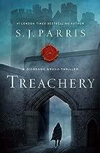 Best treachery s j parris Reviews
