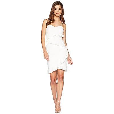 Bardot Fae Lace Dress (Ivory) Women