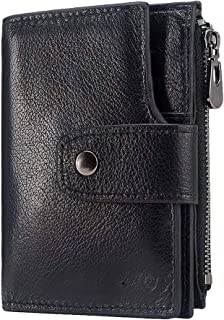 Mens Wallet Finder Rechargeable Smart Bluetooth Tracker Gps Purse With Card Holder Coin Pocket