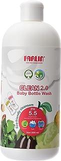 Farlin Baby Bottle Wash 500ML, Piece of 1