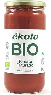 Ekolo  Tomate Triturado Ecológico, 6 Tarros * 700G 6