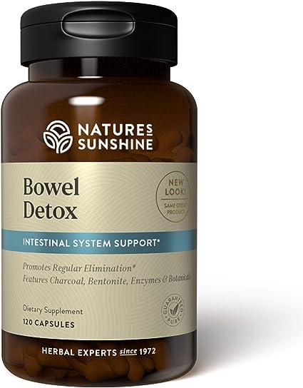 nature s sunshine intestin detox recenzii